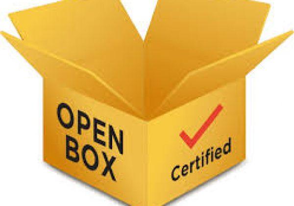 open box dekonzo